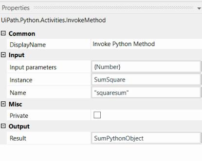 Python Integration With UiPath 4