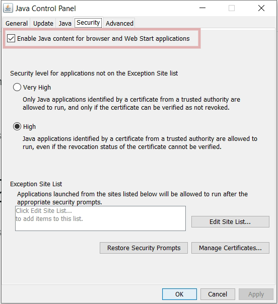How to Enable & Fix Java Extensions issue in UiPath 3