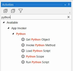 Python Integration With UiPath 2