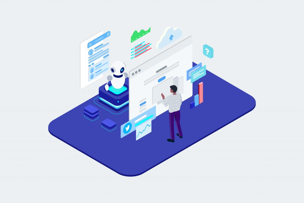 UiPath Chatbot With Dialogflow