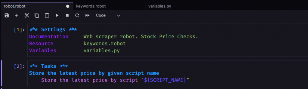 Upcoming Open Source RPA Tool Robocorp | Beginners Guide 2020 3