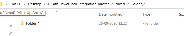 Step by Step Guide | PowerShell UiPath Integration 21