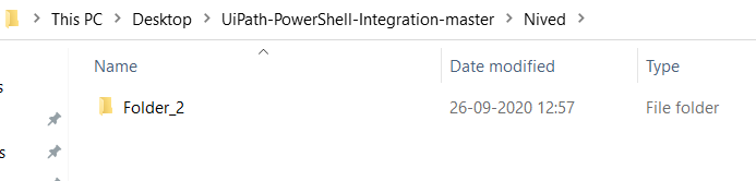 Step by Step Guide | PowerShell UiPath Integration 20