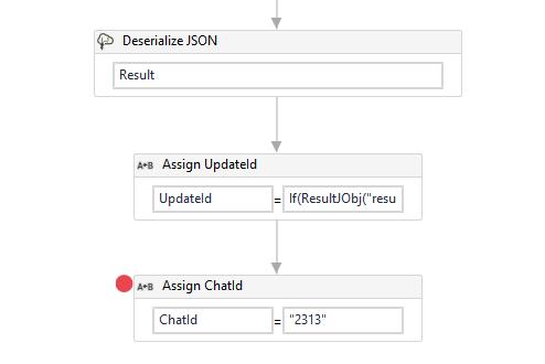 Telegram Bot Integration With UiPath (Remote Captcha solving) 2