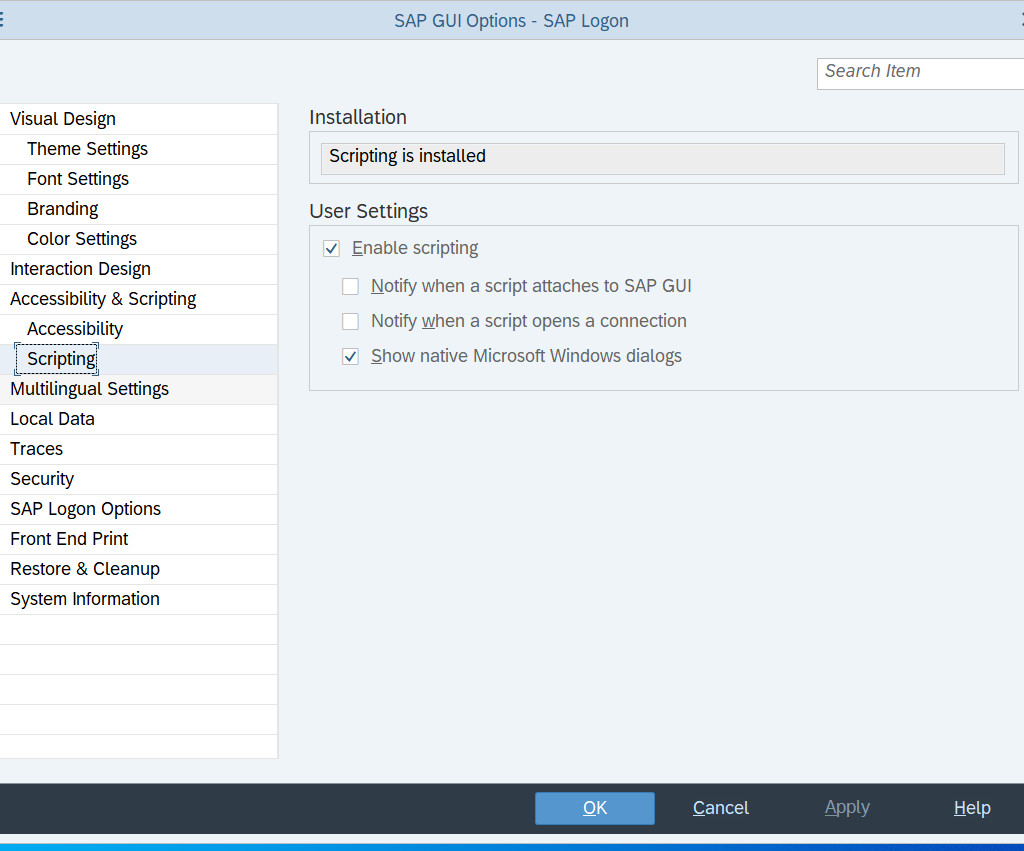 SAP Automation Using UiPath   Step-by-Step 4